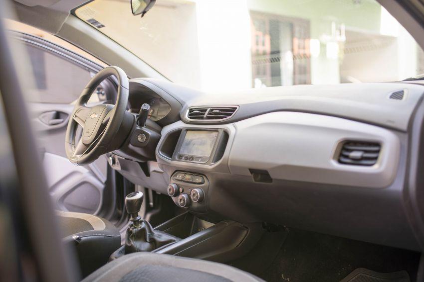 Chevrolet Onix 1.0 LT SPE/4 - Foto #8