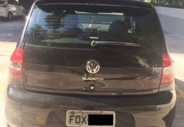 Volkswagen Fox Black 1.0 8V (Flex) 4p