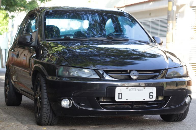 Chevrolet Celta Super 1.4 2p - Foto #7
