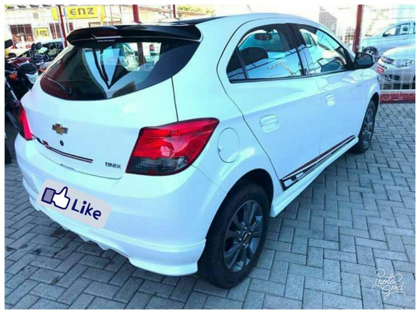 Chevrolet Onix 1.4 Effect (Flex) - Foto #4