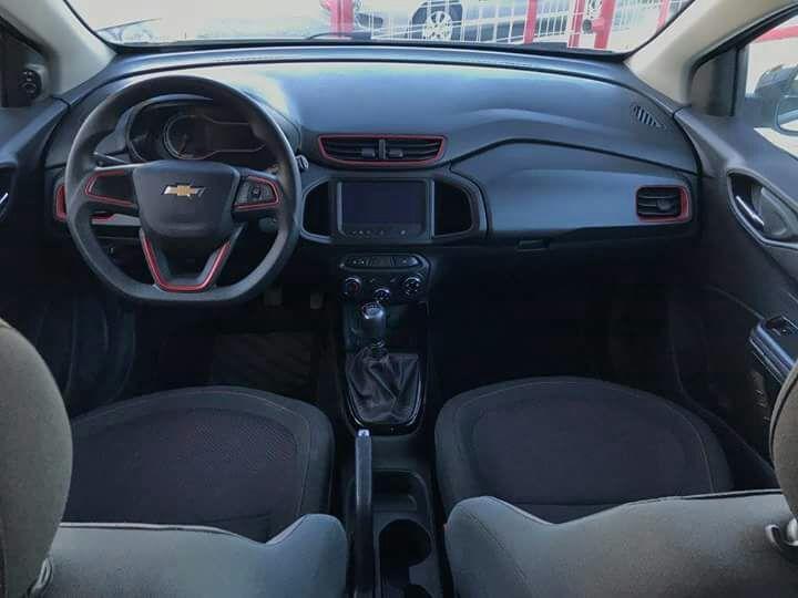 Chevrolet Onix 1.4 Effect (Flex) - Foto #5