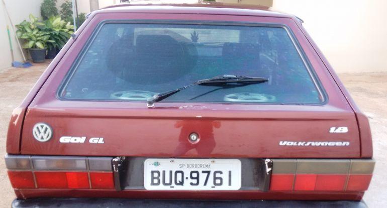 Volkswagen Gol GL 1.8 - Foto #4