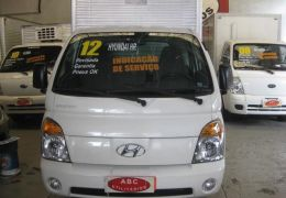 Hyundai HR HD Longo 4X2 com Caçamba 2.5 Turbo Intercooler 8V