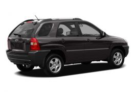 KIA Sportage 2.0 16V (aut)