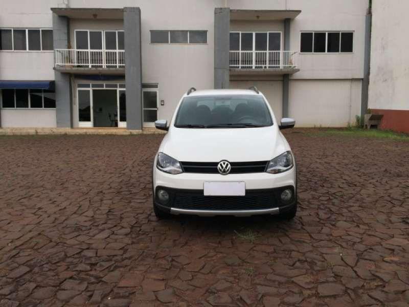 Volkswagen CrossFox I-Motion 1.6 VHT (Flex) - Foto #3