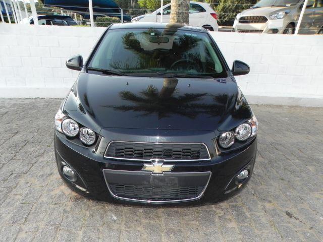 Chevrolet Sonic LT 1.6 MPFI 16V Flex - Foto #2