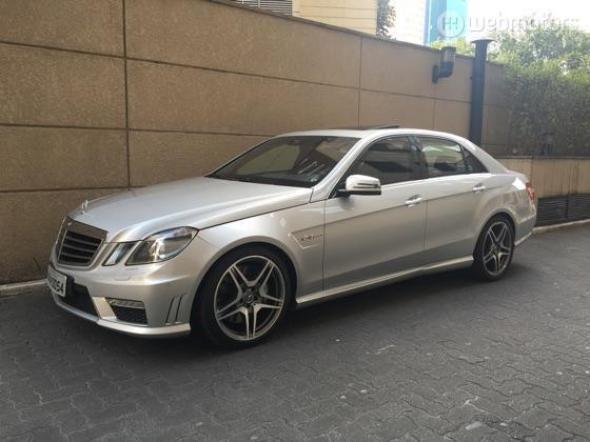 Mercedes-Benz Amg 6.2 V8 32v - Foto #1