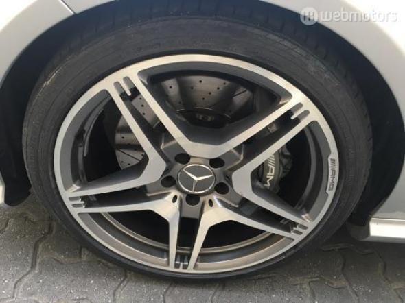 Mercedes-Benz Amg 6.2 V8 32v - Foto #5