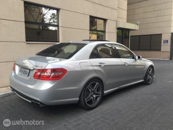 Mercedes-Benz Amg 6.2 V8 32v - Foto #8