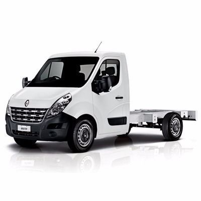 Renault Master Chassi Cabine L2H1 2.3 dCi - Foto #3
