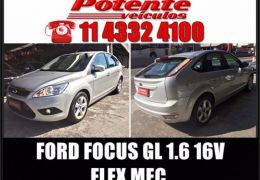 Ford Focus GL 1.6 16V Flex