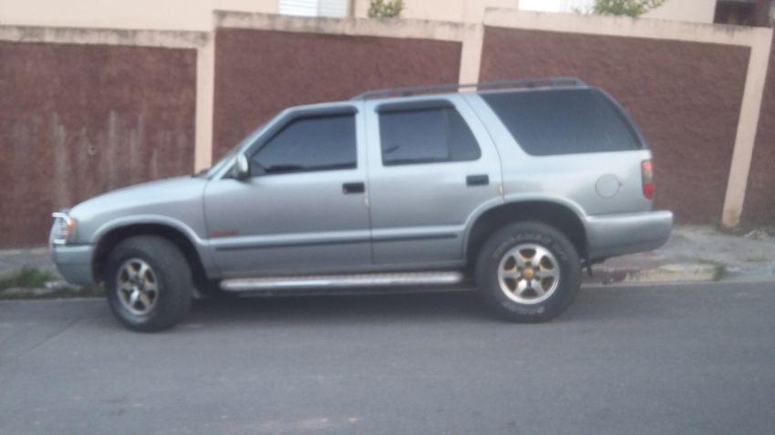 Chevrolet Blazer DLX 4x2 4.3 SFi V6 - Foto #1
