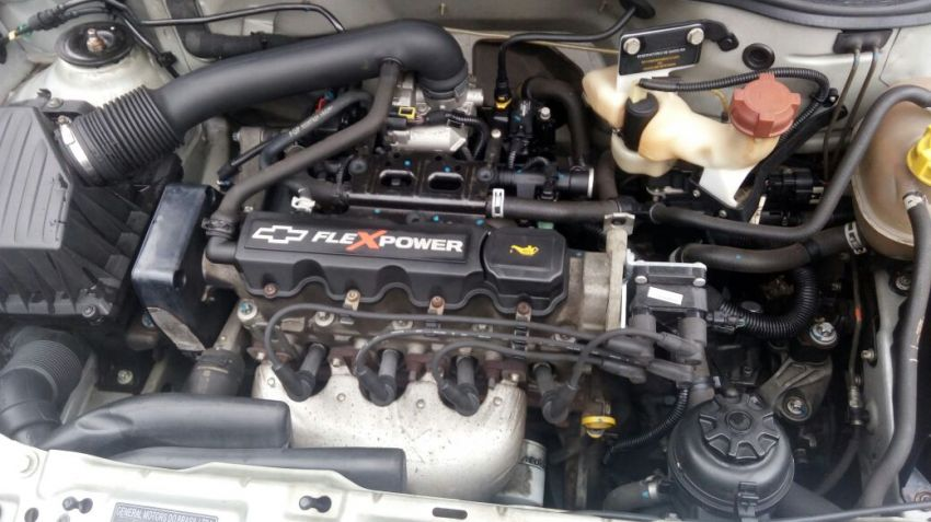 Chevrolet Corsa Sedan Maxx 1.0 (Flex) - Foto #1