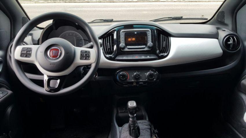 Fiat Uno Evolution 1.4 (Flex) 4p - Foto #1