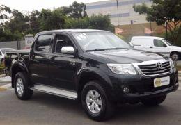 Toyota Hilux SRV 4X4 Cabine Dupla 2.7 16V VVT-i Flex