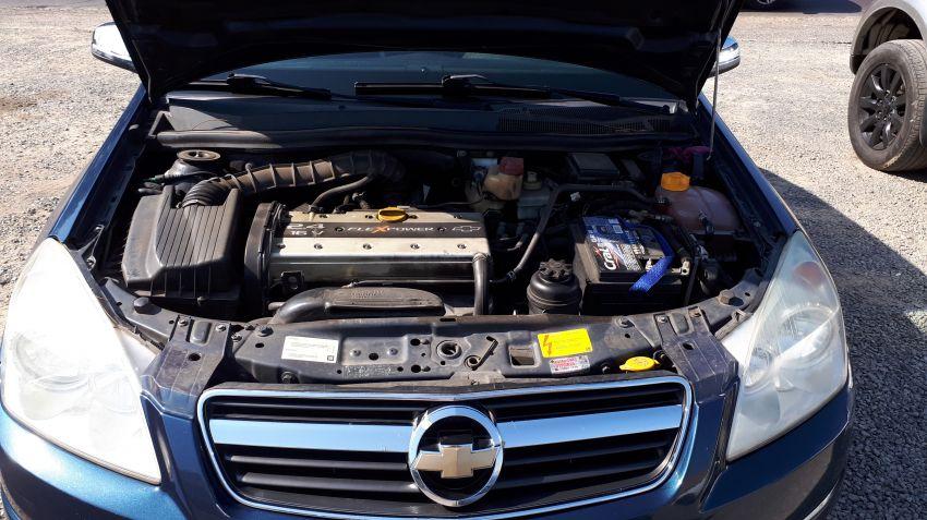 Chevrolet Vectra Elite 2.4 (Flex) (Aut) - Foto #5
