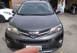 Toyota RAV4 4x2 2.0 16V (aut)