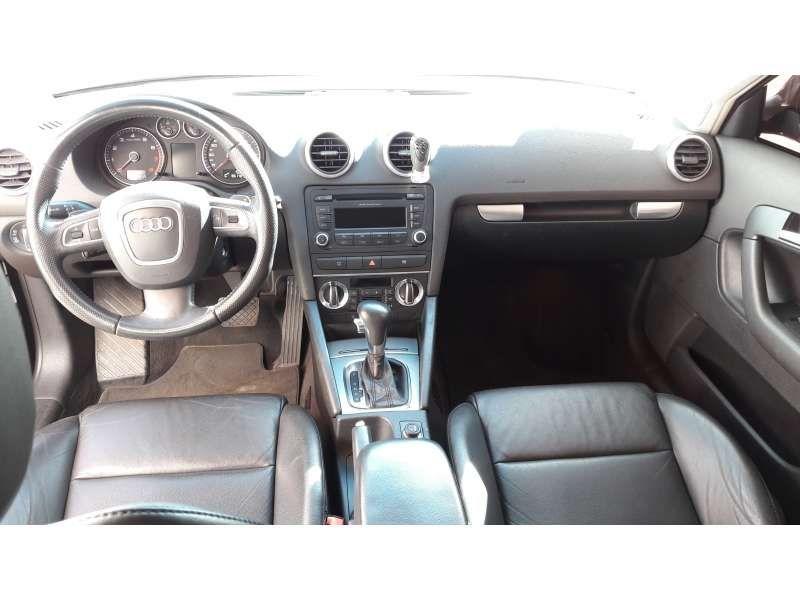 Audi A3 2.0 TFSI Sportback S Tronic - Foto #5