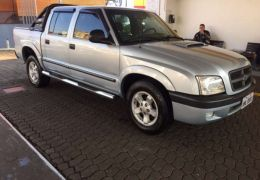 Chevrolet S10 Colina 4x2 2.8 Turbo Electronic (Cabine Dupla)