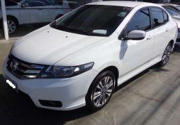 Honda City LX 1.5 16V (flex) (aut.)