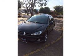 Peugeot 206 Hatch. Moonlight 1.4 8V (flex)