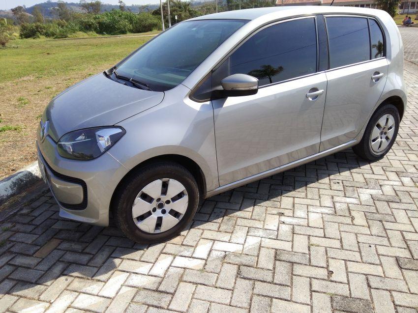 Volkswagen Up! 1.0 12v Move-Up 4p - Foto #4