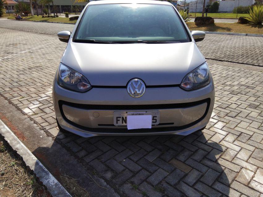 Volkswagen Up! 1.0 12v Move-Up 4p - Foto #6