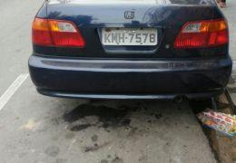 Honda Civic Sedan LX 1.6 16V (aut)