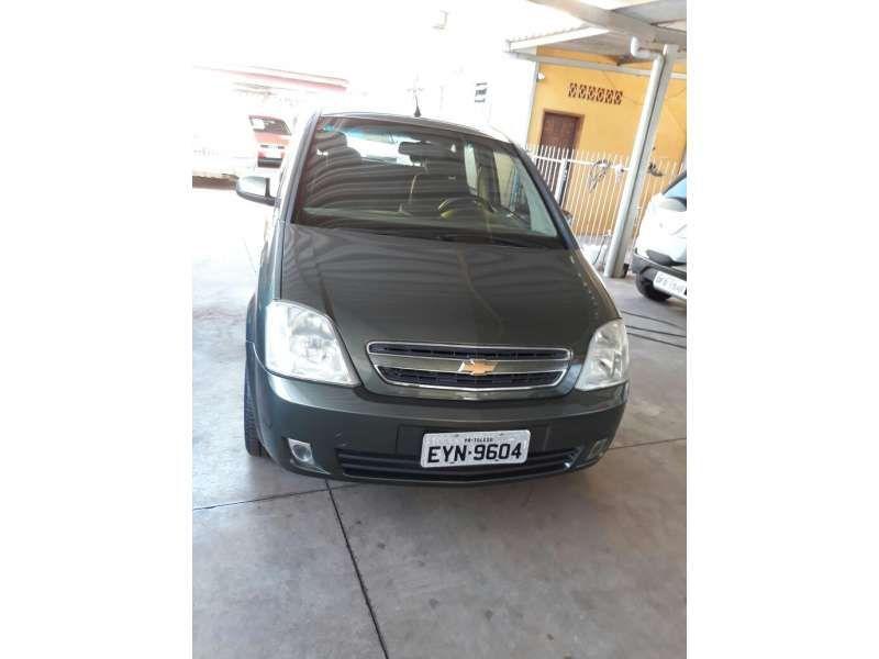 Chevrolet Meriva Premium 1.8 (Flex) (easytronic) - Foto #2