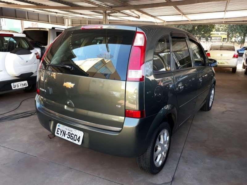 Chevrolet Meriva Premium 1.8 (Flex) (easytronic) - Foto #9