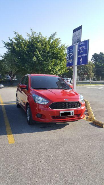 Ford Ka Hatch SE 1.0 (Flex) - Foto #6