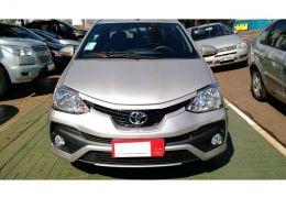 Toyota Etios Sedan XLS 1.5 (Flex) (Aut)