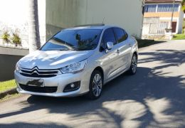 Citroën C4 Lounge Exclusive 1.6 THP (Flex) (Aut)