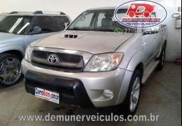 Toyota Hilux STD 4x4 2.5 (cab. dupla)