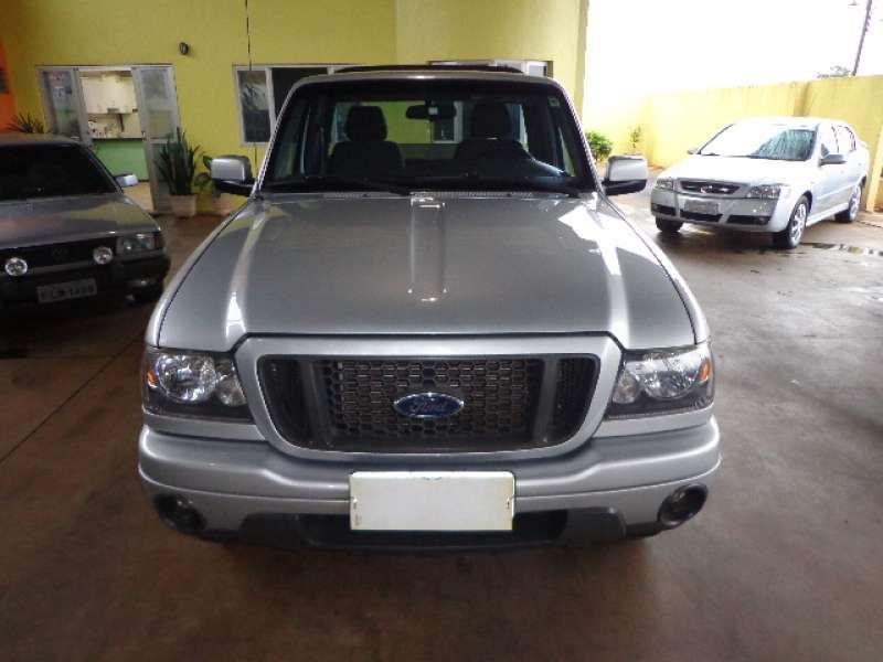 Ford Ranger XLS Sport 4x2 2.3 16V (Cab Simples) - Foto #2