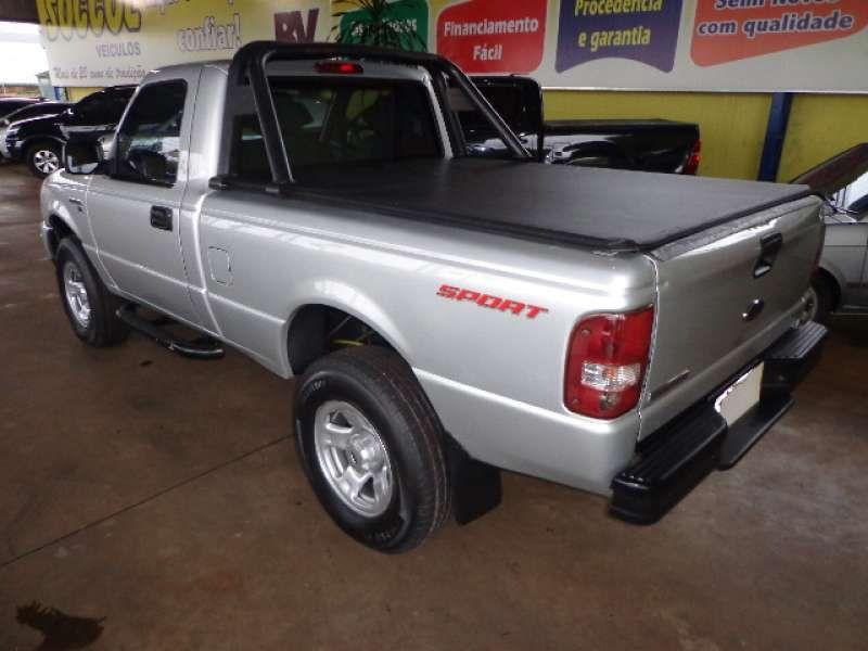 Ford Ranger XLS Sport 4x2 2.3 16V (Cab Simples) - Foto #7