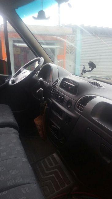 Mercedes-Benz Sprinter 2.1 CDI 313 Street Furgao 9m - Foto #5