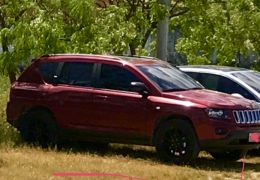 Jeep Compass 2.0 Sport (Aut) (Flex)
