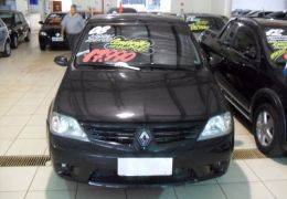 Renault Logan Authentique 1.0 16V Hi-Flex