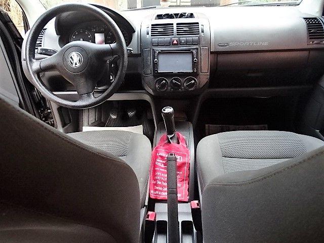 Volkswagen Polo Hatch. Sportline 1.6 8V (Flex) - Foto #7