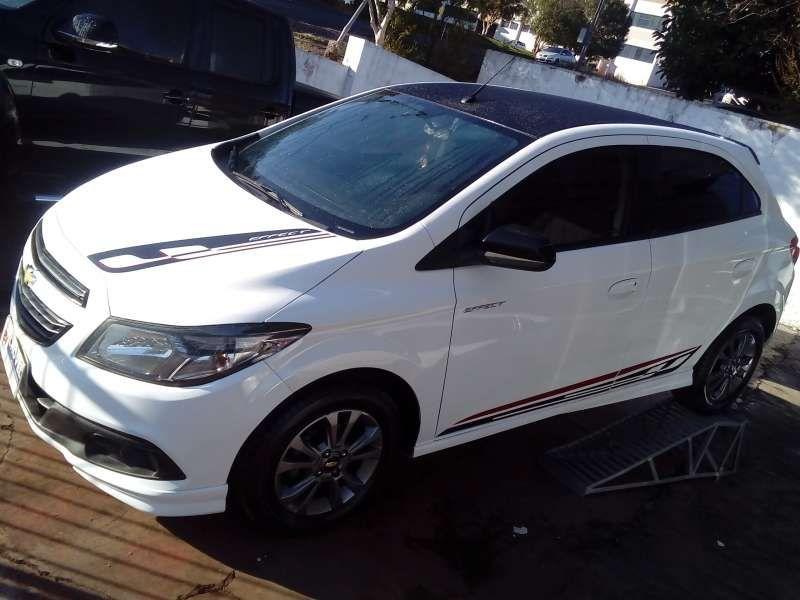 Chevrolet Onix 1.4 Effect (Flex) - Foto #1