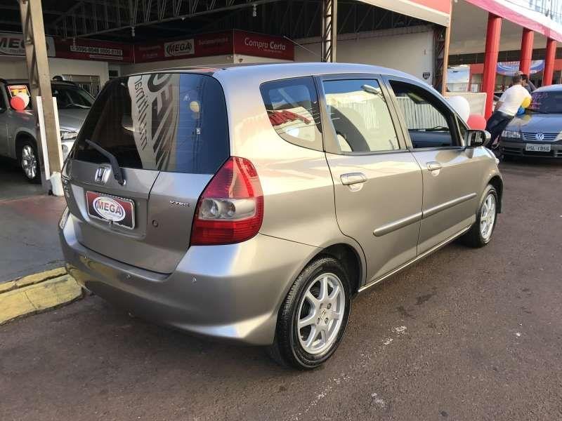 Honda Fit EX 1.5 16V - Foto #7