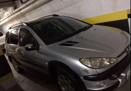 Peugeot 206 SW Escapade 1.6 (flex)