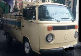 Volkswagen Kombi Pick-Up 1.6 (cab. simples)