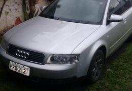 Audi A4 2.0 20V (multitronic)