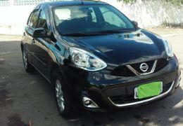 Nissan March 1.0 16V SV (Flex)