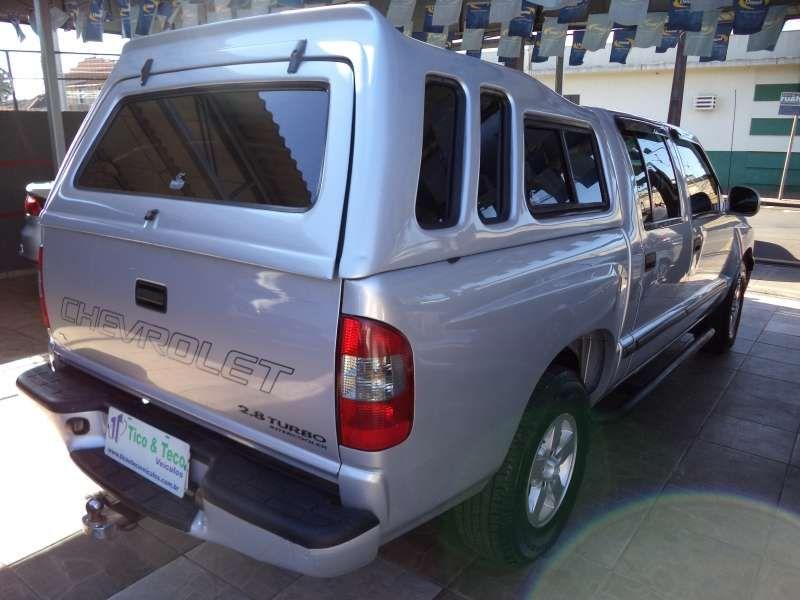 Chevrolet S10 4x2 2.8 (Cabine Dupla) - Foto #6
