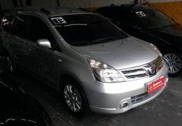 Nissan Grand SL 1.8 16V Flex Fuel Aut