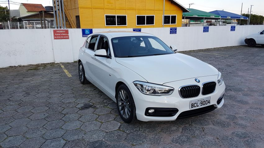 BMW 120i Top 2.0 16V (aut) - Foto #2