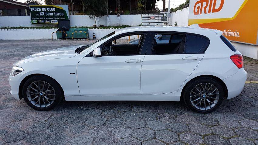 BMW 120i Top 2.0 16V (aut) - Foto #3